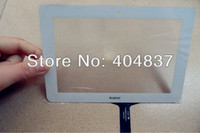 Wholesale Ainol Novo Tablet Venus - Wholesale-Gifts! Free shipping original capacitive touch panel for ainol novo 7 venus tablet pc replacement repairment touchscreen white