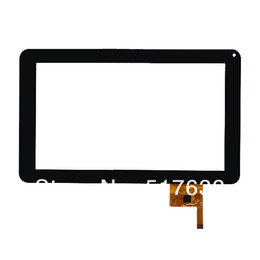 """Wholesale Tablet Pc Replacement Screens - Wholesale-9"""" Black Capacitive Tablet pc Touch Screen Digitizer Replacement for opd - TPC0027 freeshipping +tracking No."""