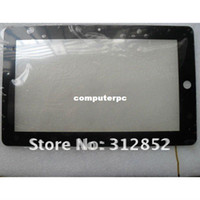 Wholesale Touch Screen Replacement For Flytouch - Wholesale-Replacement touch screen for Flytouch 3 10inch superpad Tablet PC DIY REPAIR