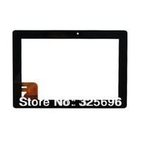 Wholesale Ipad Transformer - Wholesale-Free Shipping !!! For Asus EeePad Transformer TF300T TF300 touch screen G03 Version Touch Digitizer Panel Replacement