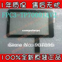 "Wholesale Screen 6577 - Wholesale-7"" Inch Touch Screen for mtk 6575 6577 8377 dual core tablet pc 3G phone100% new original code:FPC3-TP70001AV1 AV2"