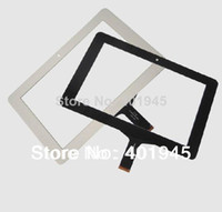 Wholesale Ainol Novo Tablet Venus - Wholesale-Cheap New 7'' inch capacitive touch screen digitizer touch panel glass for Ainol Novo 7 Venus black Tablet PC free shipping