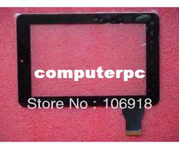 "Wholesale Replacement Screens For Android Tablets - Wholesale-New Touch Screen Digitizer Glass Replacement for 7"" inch Onda V712 Android Tablet PC Free Shipping"