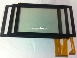 """Wholesale Irulu Android Tablets - Wholesale-iRulu 7"""" Inch A13 Google Android 4.03 Tablet Digitizer Touch Screen Panel glass Replacement +Screen film Free Shipping"""