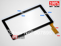 """Wholesale Q88 Winner - Wholesale-7inch 7"""" capacitive panel touch screen digitizer glass for All Winner A13 Q8 Q88 Tablet PC MID DLW-CTP-009"""