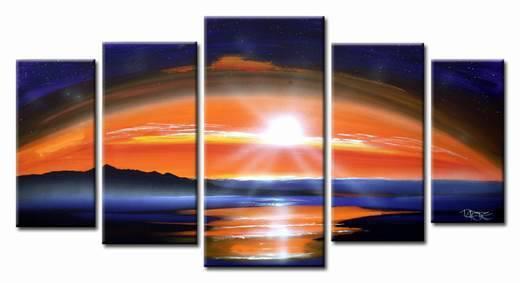100% pintado a mano decoración pinturas al óleo sobre lienzo paisaje marino pintura al óleo sobre lienzo sin marco pinturas e-014no enmarcado