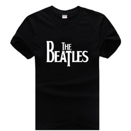 sports t shirts wholesale Promo Codes - Wholesale- new 100% cotton short-sleeve T-shirt no.1 fan #1 fan john lennon lovers shorts casual sports top tee