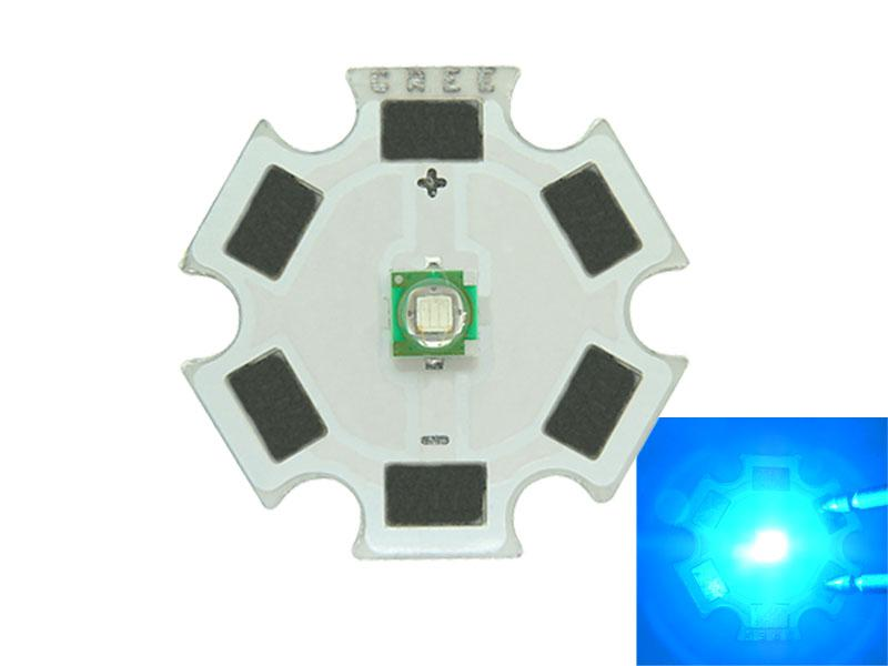Cree XP-E XPE 20MM Blue / Red / Green / Yellow Amber Led Light 350-1000MA 1W/3W LED Chip Modules