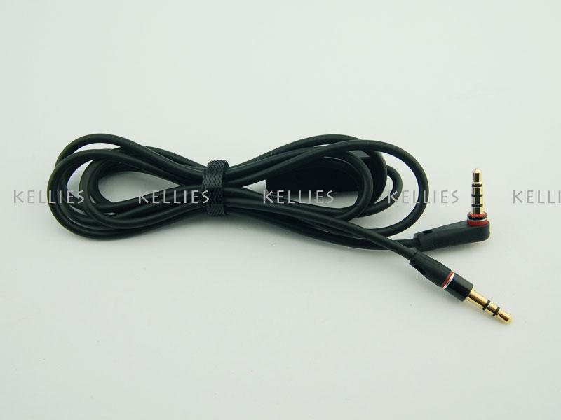 2018 With Controltalk For Headphones Black Wires Mic Wire L Plug ...