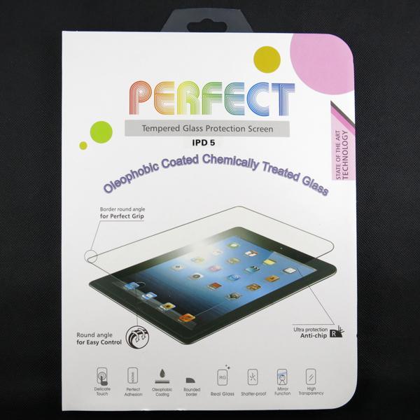 iPad 2 3 4 ipad 5 iPad 공기 ipad에 대 한 높은 품질 0.4 mm 강화 유리 화면 보호기 미니 보호 필름 가드 DHL EMS