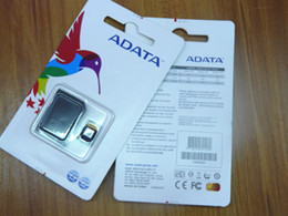 Wholesale 16gb Memory Card - MEMORY CARD ADATA Micro SD Card Class 10 TF Memory Card 64 GB 32GB 16GB Flash Micro SD SDHC Cards