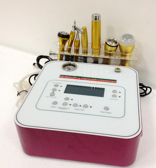 2014 Nyaste Nej Nål Mesotherapy Machine Face Lift Machine