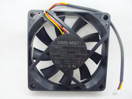 Ball Alarm Canada - New Original NMB 7015 12V 0.28A 2806KL-04W-B49 Alarm signal Cooling Fan
