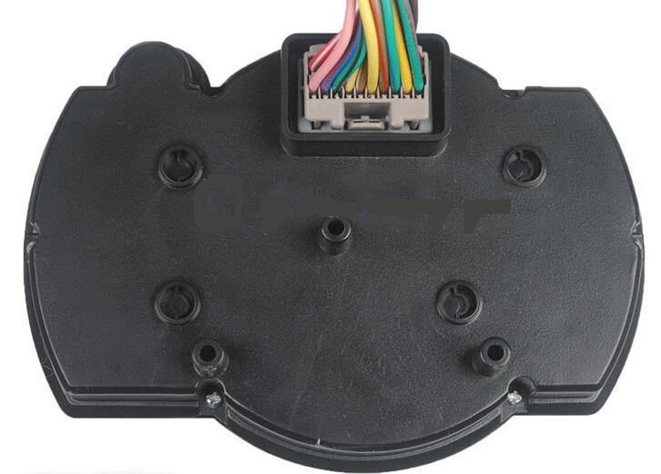 2020 New Backlight Lcd Digital Motorcycle Speedometer
