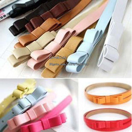 Wholesale skinny leather dress - Fashion Belt Children Belts Fashion Dress Belts Girls Belt Leather Belt Kids Belt Skinny Belt Sash Belt Children Accessories Girl Belts