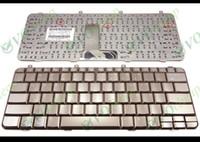 Wholesale Pavilion Dv3 - New Notebook Laptop keyboard for HP Pavilion dv3 dv3-1000 dv3Z dv3Z-1000 Bronze coffee brown color US version - AECA1STU011 US