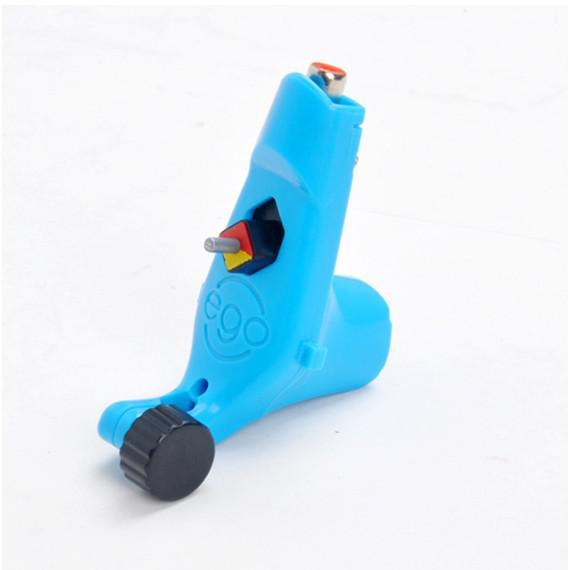 Hot ego Rotary Tattoo Maschinengewehr 7 Farben Sortiert Shader Liner Light Weight Supply Für Tattoos Machine Kits Neu