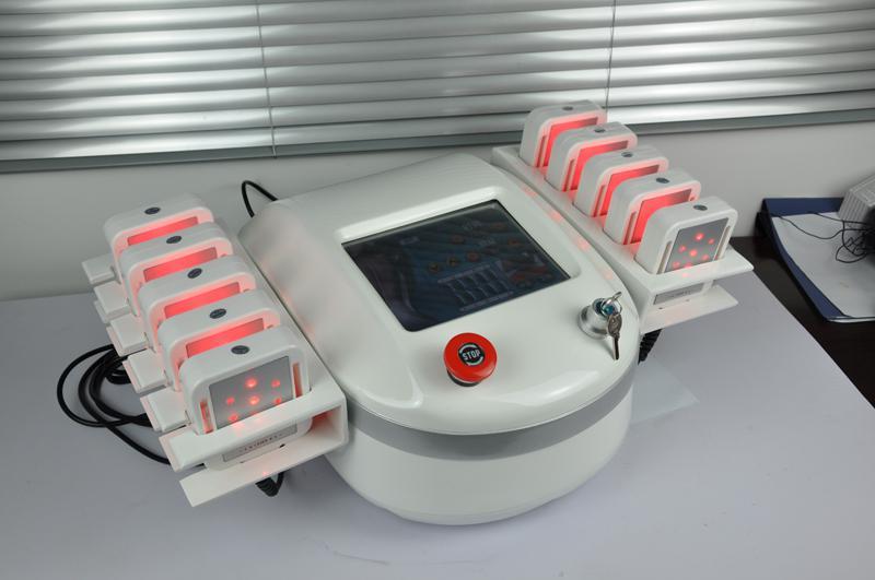 650nm 980nm Professionell bärbar I Lipolaser Lipo Laser Machine Body Slimming Laser Lipolys Viktminskning Utrustning 160mw