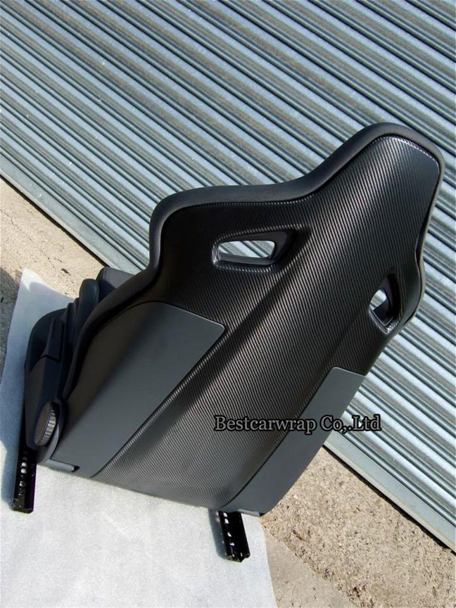 3M 품질 3D 블랙 탄소 섬유 비닐 랩 자동차 포장 필름 공기 드레인 최고 품질 1.52x30m / 롤 4.98x98ft