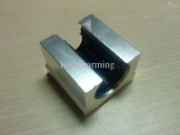 Wholesale 1 mm SBR12UU Router Motion Bearing Solide Block Unit XYZ CNC SBR Series