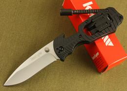 cuchillos kershaw destornillador Rebajas Envío de la gota Kershaw 1920 Multi-función que acampa de bolsillo EDC cuchillo plegable destornillador Multi kit de herramientas herramientas de acampar al aire libre completa de la cuchilla