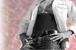 Wholesale Beer Belly Belt - Popular in Japan and South Korea Men's slimming corset belt Girdles Slimming Belt Beer belly buster