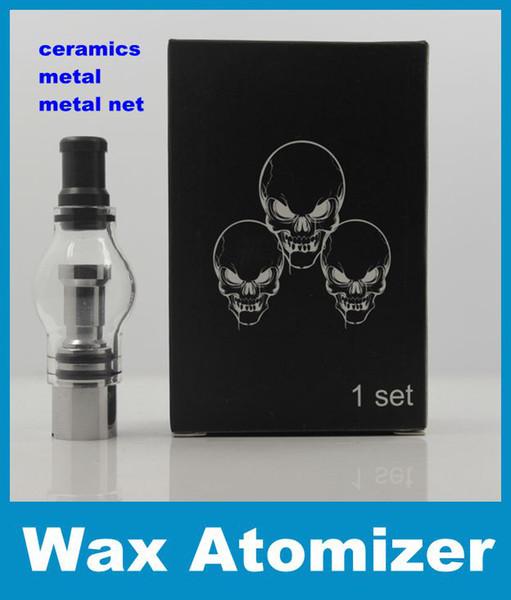 ego 510 dry herb wax vaporizer clearomizer ego c twist pen e cig atomizer ATB004