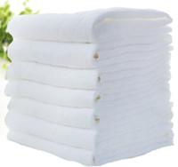 ingrosso pannolini di bambù del panno all'ingrosso-Commercio all'ingrosso - 50 pezzi 3 strati di fibra di bambù antibatterico pannolino pannolino pannolino di stoffa inserti pannolini di lino