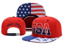 Wholesale Usa Ball - 2014 SEVENTY SEVEN USA Forever Snapback