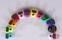 Wholesale Digital Finger Tally Counters - Fashion Hot Muslim Finger Ring Tally Counter Digital Tasbeeh Tasbih