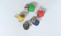 Wholesale 4mm test socket for sale - Group buy Banana Socket Jack FOR mm BANANA Plug Plug Test Cable connectors