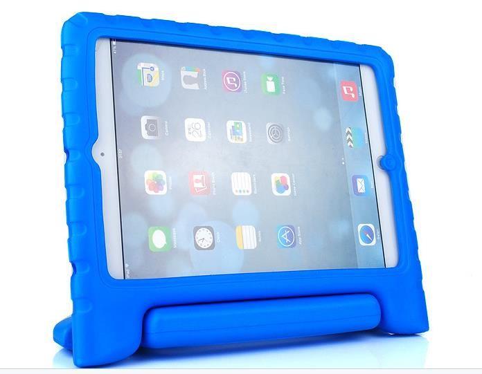 كارتون إيفا رغوة مادة ضارة الأطفال أطفال صدمات حماية الغطاء الواقي حالة لباد 2 3 4 و ipad الهواء المحمولة حالة لطيف