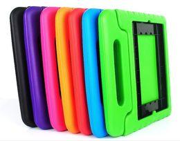 Мультфильм EVA Foam innoxious material Дети Дети Противоударная защита Защитная крышка для iPad 2 3 4 и iPAD AIR Портативный чехол симпатичный