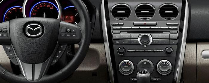 Car Dvd Player For Mazda Cx 7 Cx7 2007 2008 2009 2010 2011 2012 2013 Rhmdhgate: Mazda Cx7 2007 Radio Accessories At Gmaili.net