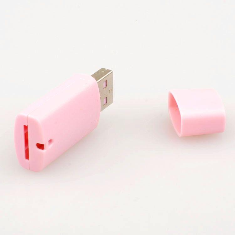 جودة عالية / ، كلب صغير USB 2.0 TF قارئ بطاقة الذاكرة ، قارئ بطاقة SD الصغيرة DHL FEDEX الحرة الشحن
