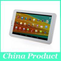 zoll phablet bluetooth großhandel-7-Zoll-Phablet-Telefonanruf-Doppelkern MTK6572 3G WCDMA Android 4.2 GPS-Bluetooth-Doppelkamera-Doppelsim-Karte 512M / 4G 002292