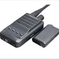 Wholesale Spy Audio Transmitters - Free shipping wireless audio Transmitter-receiver recording high sensitivity pickup mic spy bug