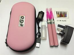 Ce4 Ce5 Pen Australia - Ego eGoT GS-H2 atomizer twin pack 650mah 900mah 1100mah battery starter kit T Shisha Pen Electronic Cigarette ecig E Cigarette, OEM CE4 CE5