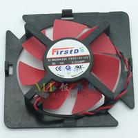 ingrosso ati-Original Firstdo FD5010U12S 12V 0.22AMP per ventola della scheda grafica ATI AMD