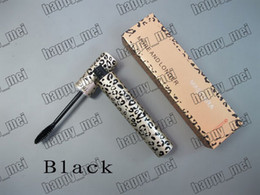 Wholesale Leopard Mascara - Factory Direct DHL Free Shipping New Makeup Eyes M1819 Leopard Mascara !10ml