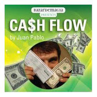cash flow - Cash Flow by Juan Pablo only magic teaching video Send via email Money magic not include gimmick