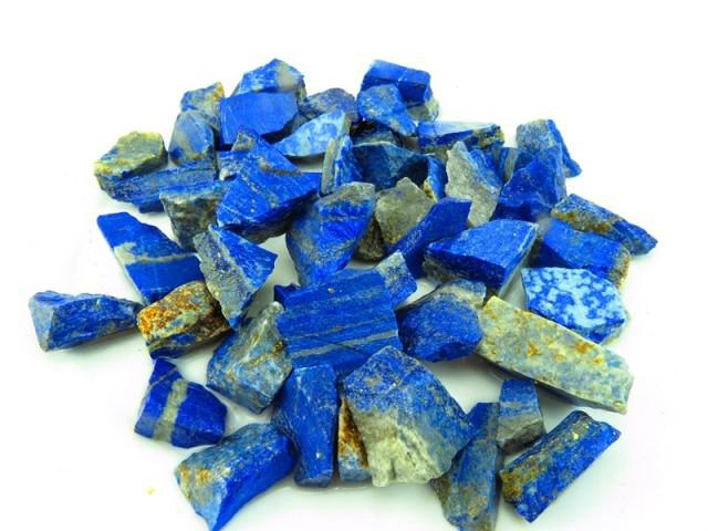 200g Natural lapis lazuli crystal quartz stone wholesale raw rock specimens nunatak energy stone crystal healing