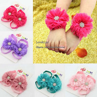 Wholesale Infant Girls Sandals - Sandal Shoes Kids Footwear Children Sandals Toddler Shoes Kids Sandals Boy Girl Baby Shoes Childrens Shoes Baby Summer Sandals Infant Shoes