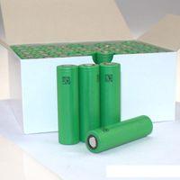 Wholesale Cheapest Battery Mods - Battery Cheapest VTC3 VTC4 18650 battery for e cigarette mod e cig US 18650 3.7V 1600mAh 2100mAh