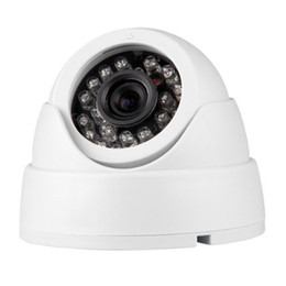 Wholesale Used Surveillance Camera System - Free shipping CMOS 700TVL dome indoor use camera security system install surveillance digital video monitor thermal cctv camera