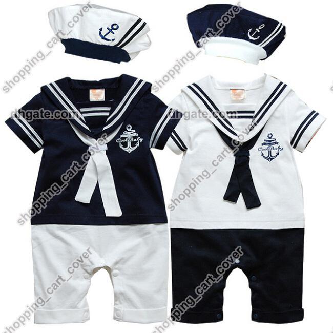 Newborn Kid Baby Boy Infant Outfits Set Jumpsuit Romper Bodysuit One Piece Suit