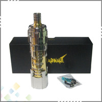 Wholesale E Cig Tube Battery - Mechanical Clone Dreadnaut Mod Clone Cool Design Dreadnaught Mod PK Panzer Mod Tube Mods for 26650 dry battery Vaporizer E Cig