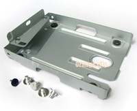 Wholesale Hdd Mounts - Hard Disk Drive Tray HDD Mounting Bracket for PS3 Super Slim CECH-400X