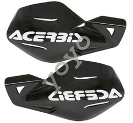 Wholesale Honda Hand Guards - Acerbis Uniko Black Plastic Hand Guards Fits Honda Dirt Bikes Motorcycles