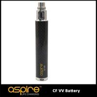 meilleures batteries vv achat en gros de-Vente en gros - 100% batterie d'origine Aspire CF VV Meilleure batterie ego idéale pour ET & S verre CE5 Vive Nova réservoir atomiseur